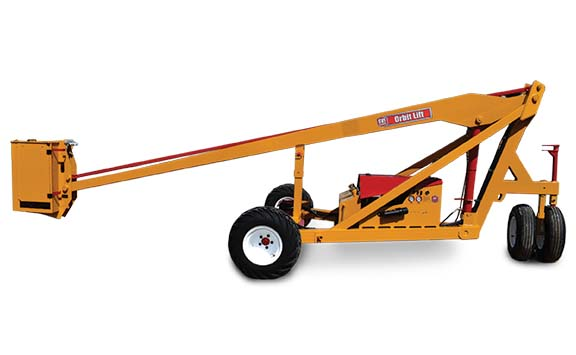 Orchard Farm Equipment Pruning Towers Rough Terrain Forklifts More