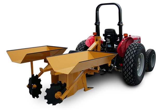 Orchard & Farm Equipment: Pruning Towers, Rough Terrain